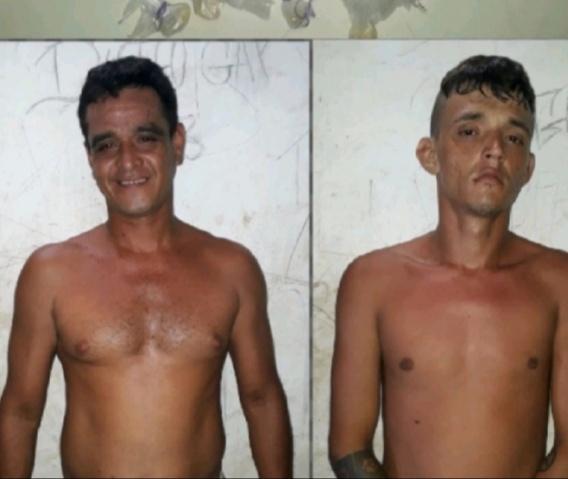 PM prende dupla por tráfico de drogas e recupera moto furtada em Parintins