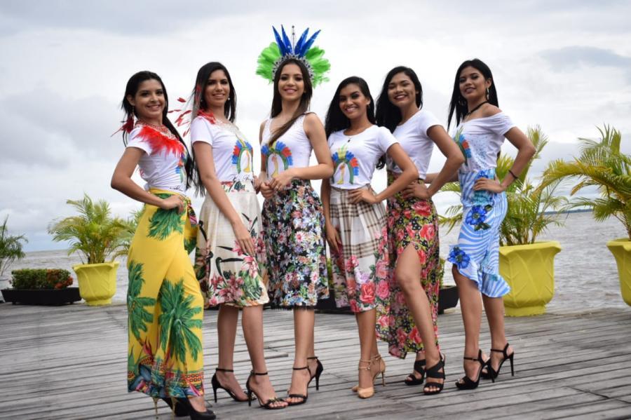 Conheça as finalistas do Miss Parintins 2019