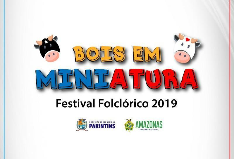 Festival Folclórico em Miniatura acontece no próximo sábado (10), em Parintins