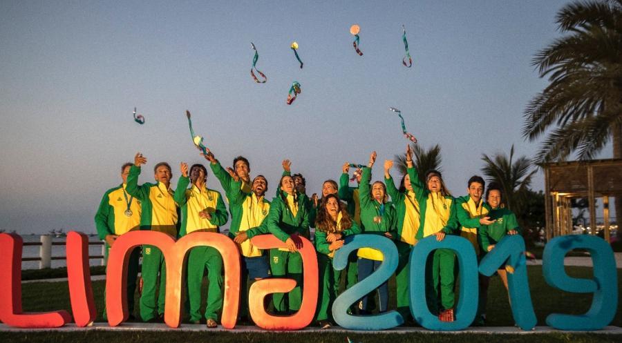 Brasil fecha Pan com recorde de medalhas e vice-liderança no quadro