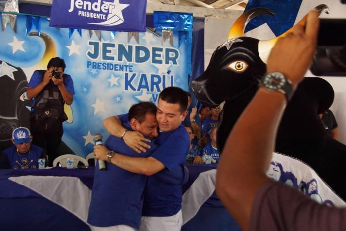 Em momento delicado, Jender e Karu tomam posse a frente do Boi Caprichoso neste sábado