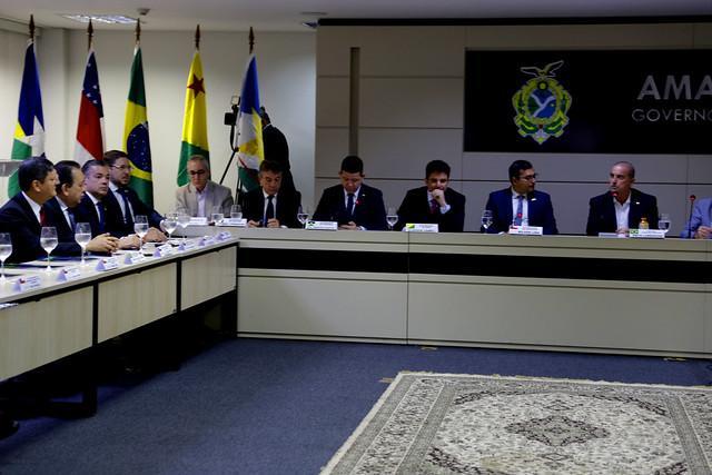Presidente do TJAM defende que a aplicação de recursos do Fundo da Amazônia seja discutida na Região e não em Brasília