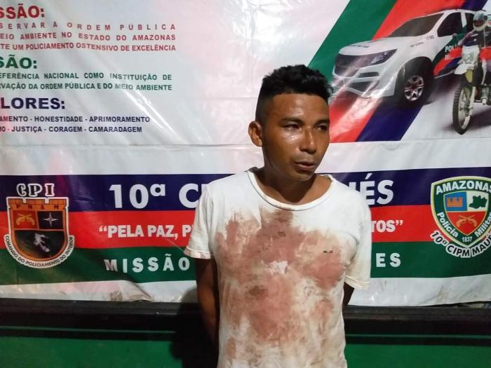 Suspeito de matar mulher em Maués com golpe de remo é morto por espancamento na prisão