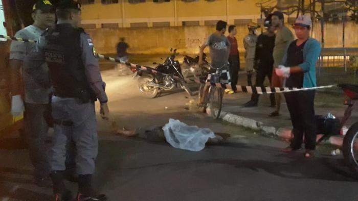 URGENTE: Homem é executado na Praça dos Bois em Parintins