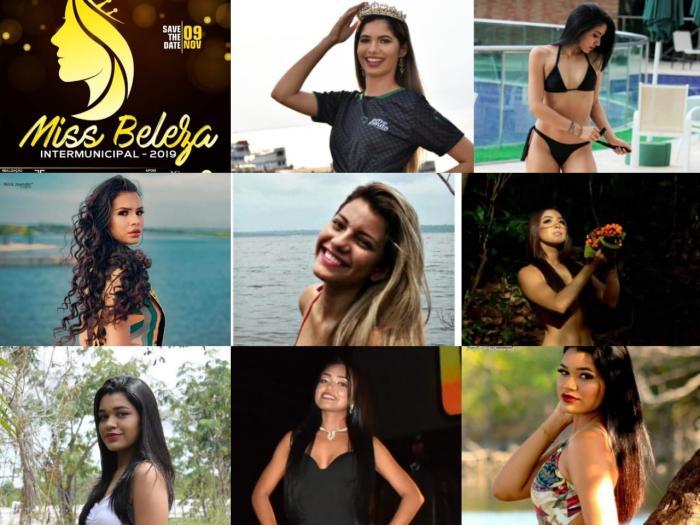 AmEmPauta estreia série de ensaios com candidatas a Miss Beleza Intermunicipal 2019