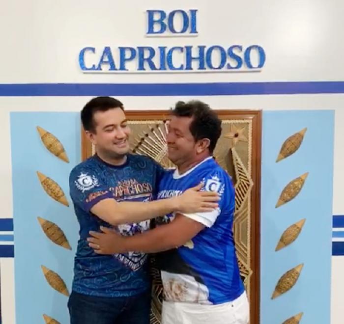 Jender confirma Edwan Oliveira no Caprichoso