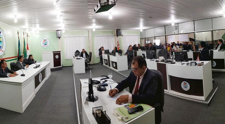 Câmara de Vereadores de Parintins terá 13 parlamentares a partir de 2021