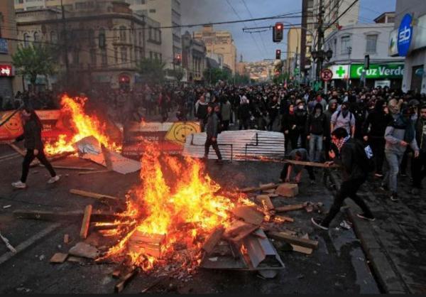 Chile tornou-se um aviso incômodo para o Brasil