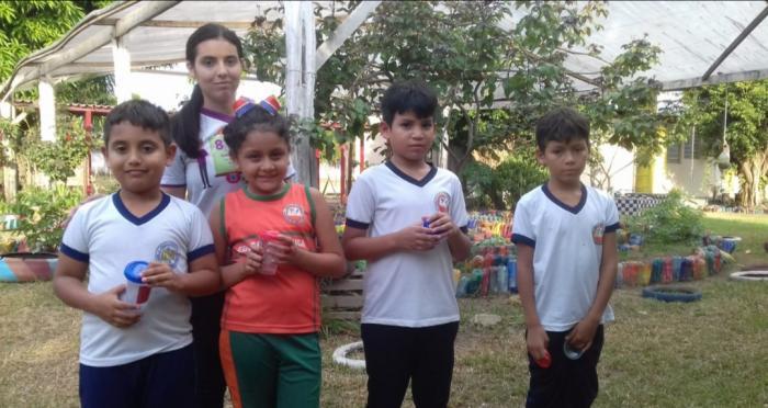 Projeto da Escola Waldemar Pedrosa de Parintins concorre a premiação em votação na internet