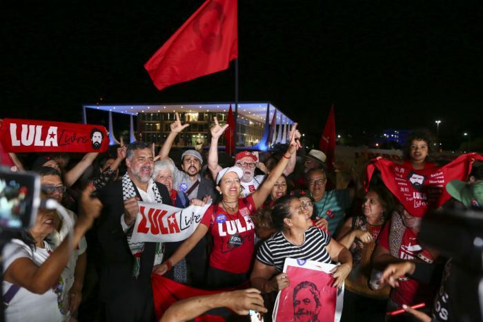 Lula pode ser solto ainda nesta sexta-feira