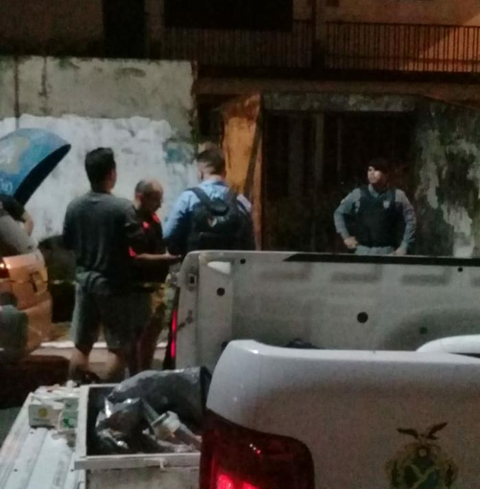 Corpo de homem é encontrado carbonizado no centro de Parintins e polícia ja investiga o caso