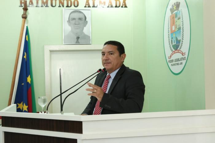Vereador Gelson obtém aprovação no pedido de alteração na data de início do recesso parlamentar
