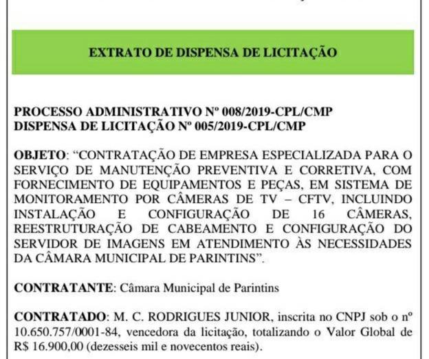 Críticas a Telo Pinto a frente da Câmara Municipal de Parintins se intensificam