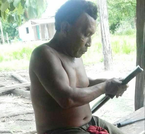 Indígena tira vida do próprio pai em Barreirinha-AM