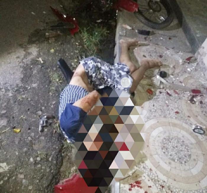 Homem morto a tiros na véspera de ano novo em Parintins é identificado