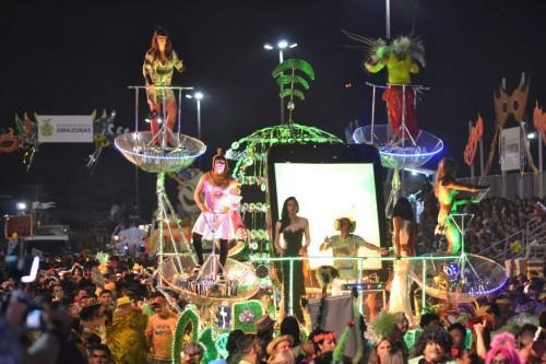 Coleta seletiva será realizada durante o Carnaval em Parintins
