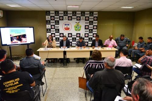 Governo do Amazonas realiza reunião operacional para o Carnaval 2020