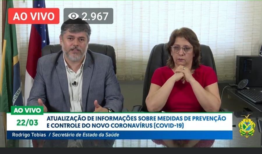 URGENTE  Sobe para 26 casos de coronavírus no Am e Parintins tem um caso confirmado