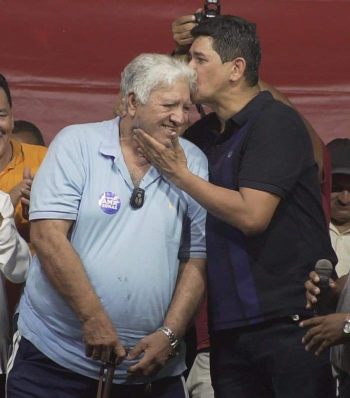 Morre pai do  prefeito de Parintins Bi Garcia, em Manaus