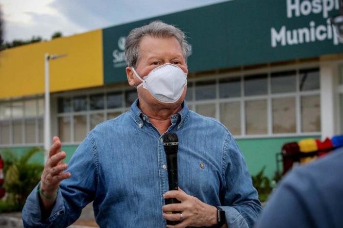 'Ainda temos muita luta pela frente', avalia Arthur Neto sobre Covid-19 em Manaus
