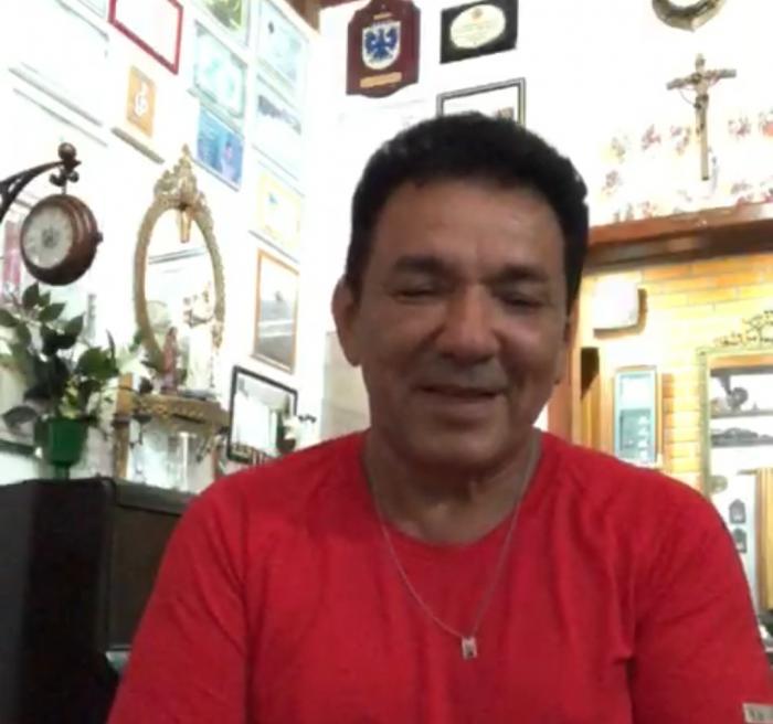 Vice prefeito de Parintins se recupera do covid-19