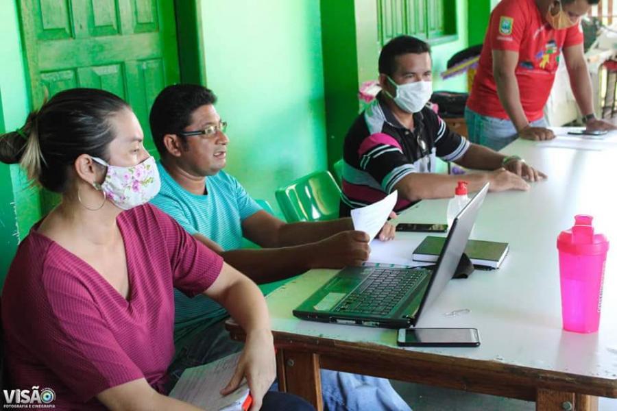 Em meio a pandemia, Prefeitura de Urucará/Am anuncia volta às aulas e pais temem pela saúde dos filhos