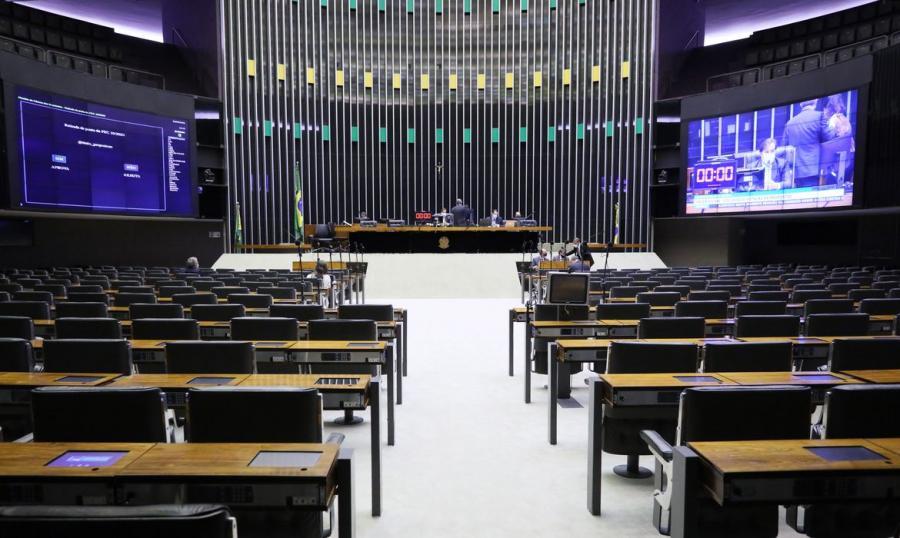Adiamento das eleições municipais é aprovado na Câmara