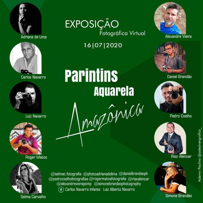 Exposição Fotográfica Virtual homenageia moradores e visitantes de Parintins