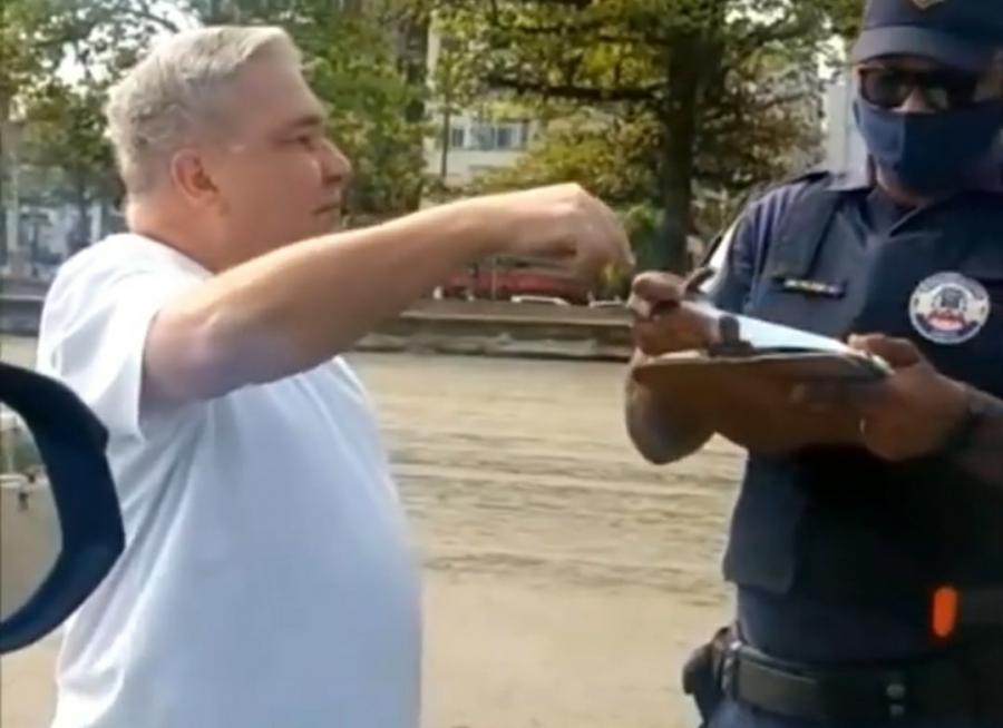 Famoso por humilhar guarda, desembargador terá conduta apurada por CNJ e Justiça paulista