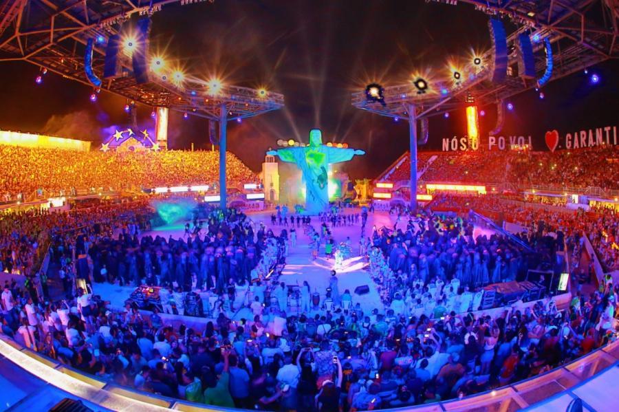 Defensoria Pública recebe primeiro estudo sobre viabilidade do Festival de Parintins em novembro