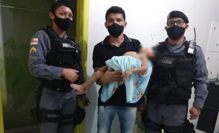 Mulher abandona filho de 2 anos e acaba presa em Manacapuru-AM