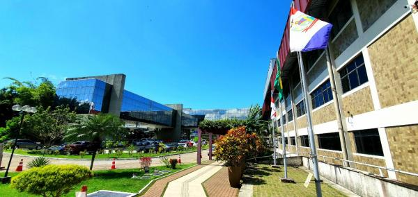 Tribunal de Contas suspende festa de inauguração do Centro de Atendimento ao Covid-19, em Careiro