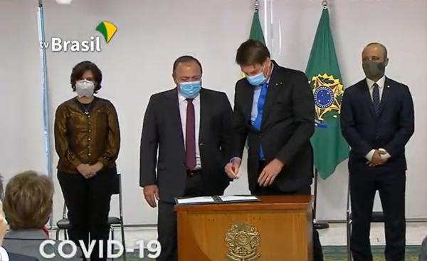 MP destina R$ 1,99 bilhão para viabilizar vacina contra Coronavírus