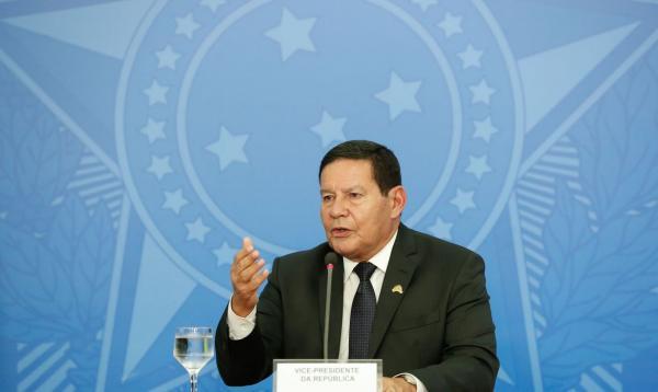 Vice-presidente do Brasil defende avanços nos sistemas de monitoramento da Amazônia