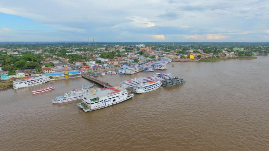 Marinha do Brasil autoriza reabertura do porto de Parintins
