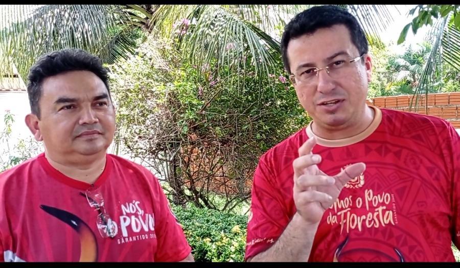 Fábio chama Antônio Andrade de 'cara de pau' e diz que processo que eliminou dívida começou com Adelson