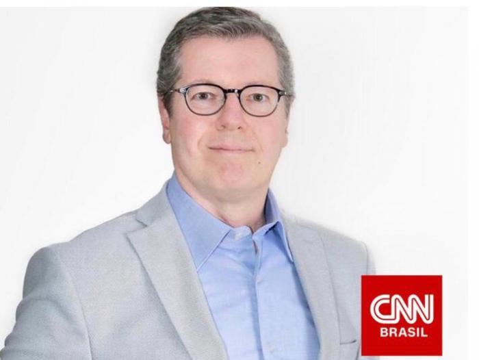 CNN anuncia contratação do âncora Márcio Gomes