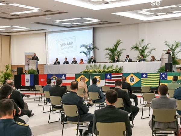 Ação inédita da Secretaria Nacional de Segurança Pública conta com a participação do Amazonas