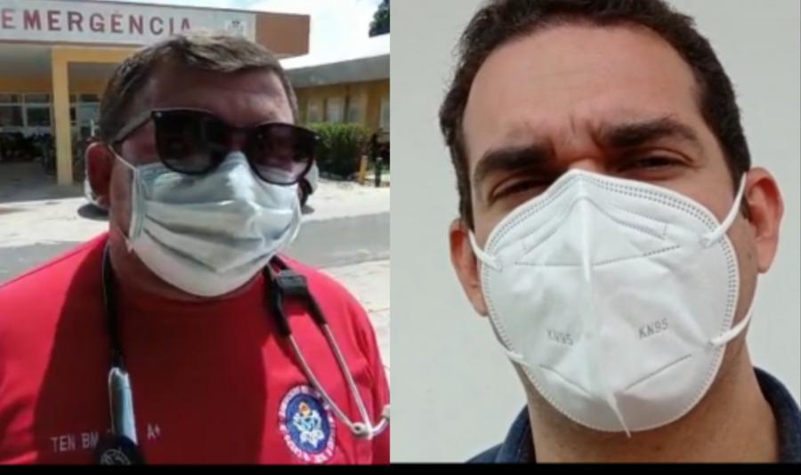ASSISTA: Médicos falam sobre a possível variante do coronavirus em Parintins