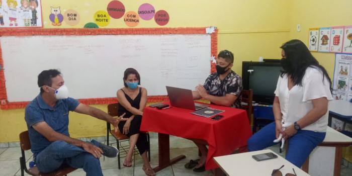 Babá Tupinambá apoiará projeto que une artistas e comunidade