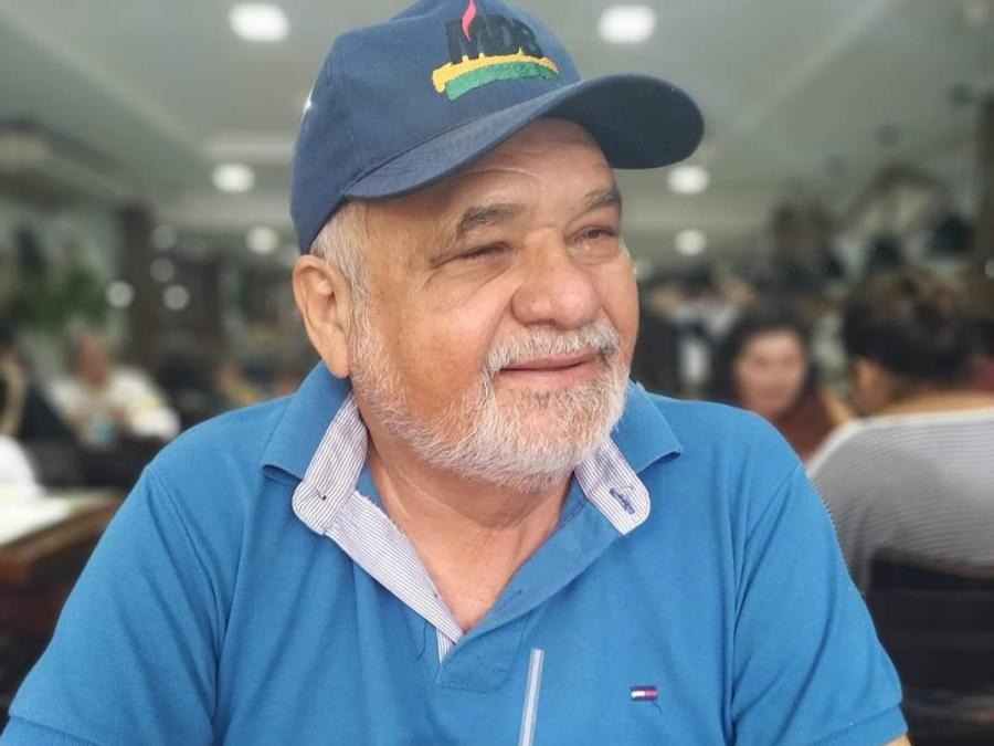 Ex-prefeito de Juruti Isaías Batista Filho morre em consequência da covid-19