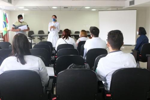 Fundação Cecon recebe novos médicos residentes