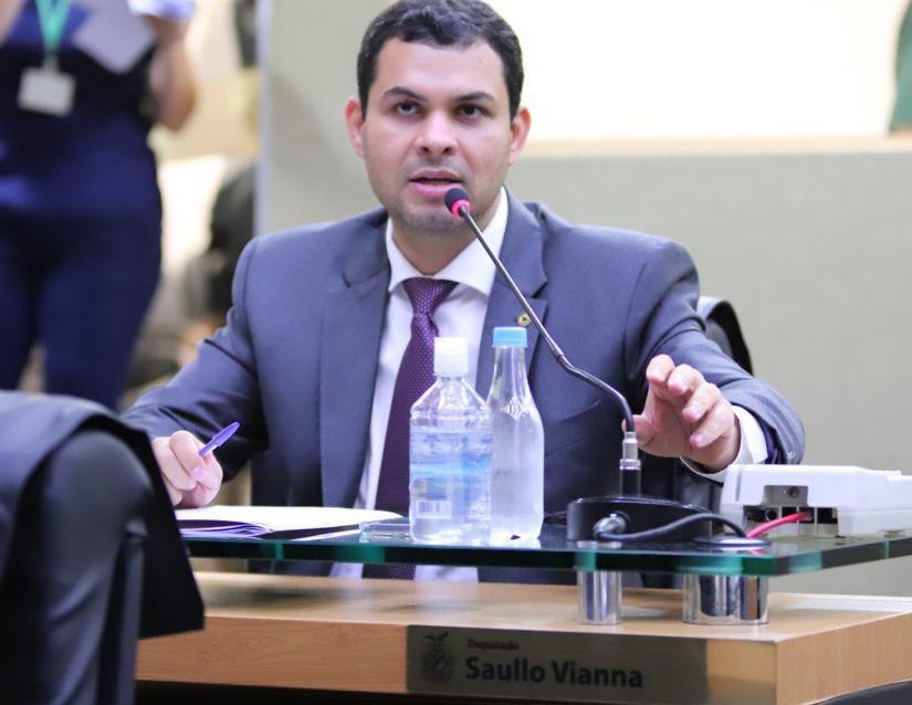 APROVADO: Relator da criação do Auxílio Emergencial da Cultura, Saullo Vianna ressalta conquista