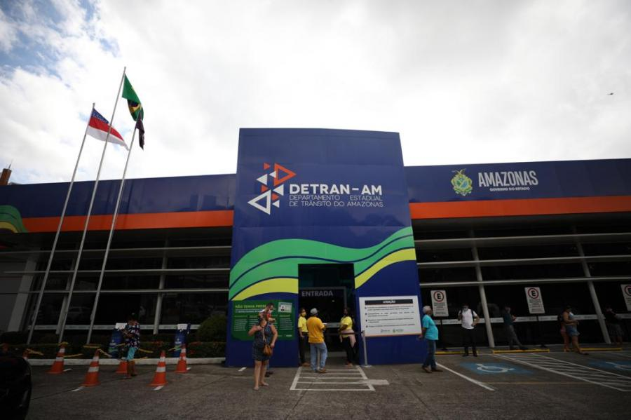 Concurso Detran Amazonas terá 210 vagas níveisl médio e superior