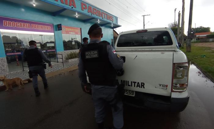 Gerente de expresso bancário é assaltado em cerca de R$ 100 mil, em Parintins