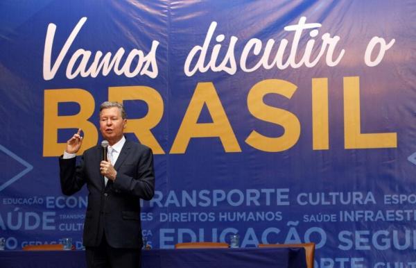Arthur Neto diz que está firme e forte na disputa das prévias do PSDB