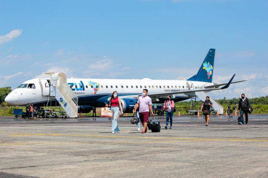 Parintins terá mais voos da Azul Linhas Aéreas