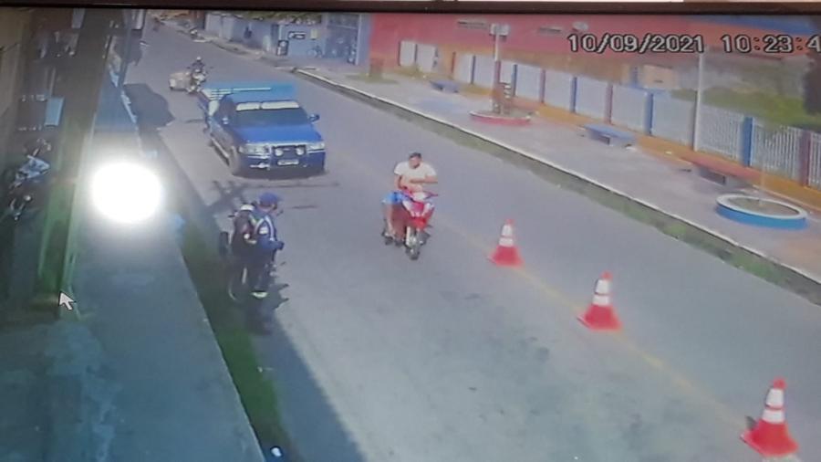 VÍDEO: Guarda de trânsito denuncia ameaça com pistola em Parintins
