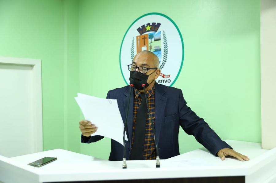 Vereador Bolsonarista de Parintins não quer exigência de Carteira de Vacinação em espaços públicos e privados