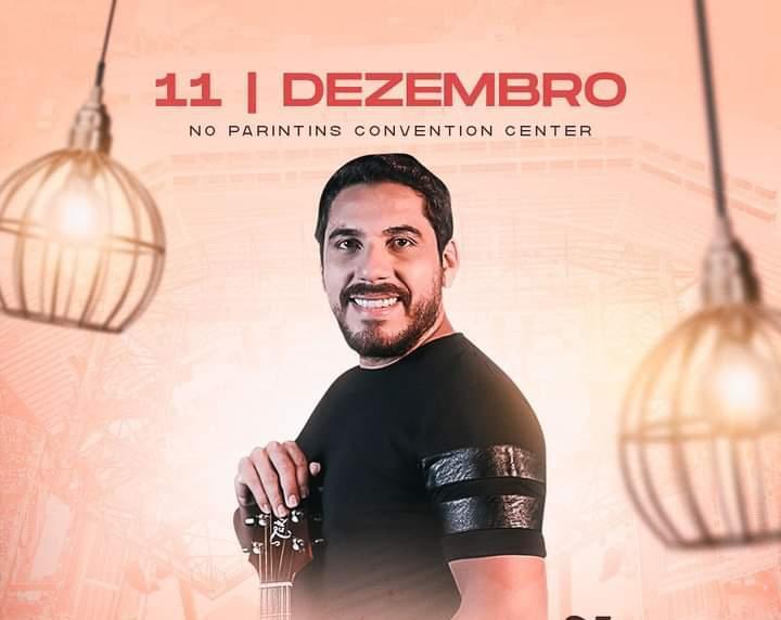 Agendado primeiro show de Sebastião Júnior em Parintins desde o início da pandemia